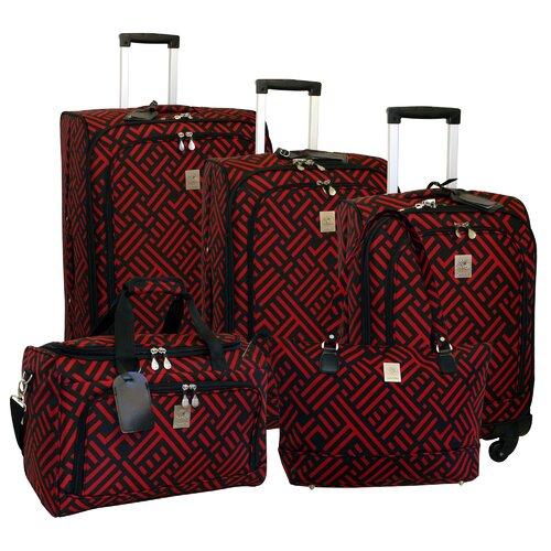Signature 5 Piece Luggage Set