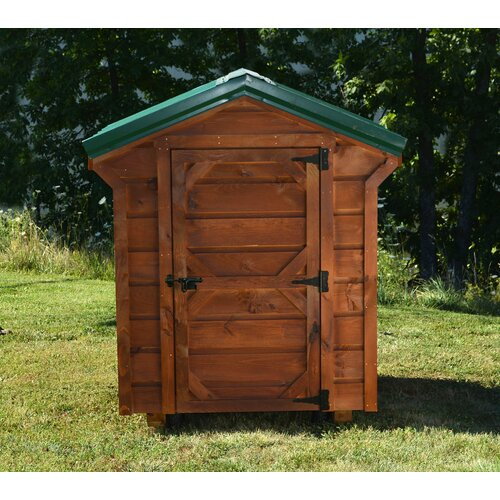 Amish Chicken Pens : Trio amish made solid wood chicken coop for up to