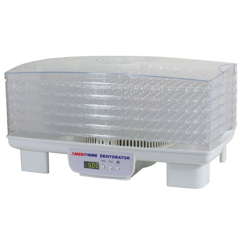 Buffalo Tools AmeriHome 6 Tray Food Dehydrator