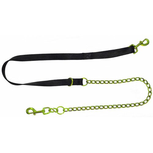 Genuine Leather Hands Free Dog Leash