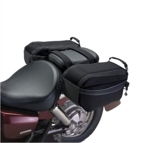 Moto Gear Motorcycle Saddle Bags