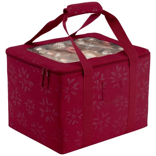 Classic Accessories Ornament Organizer and Storage Bin