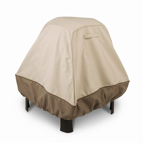 Classic Accessories Veranda Tall Stand Up Fire Pit Cover