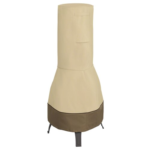 Classic Accessories Veranda Chiminea Cover