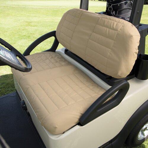 Fairway Golf Car Seat Cover