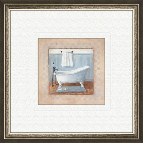 Pro Tour Memorabilia Bath Country A Framed Painting Print