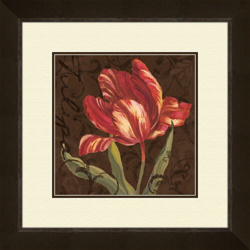 Pro Tour Memorabilia Tulipa B Framed Graphic Art