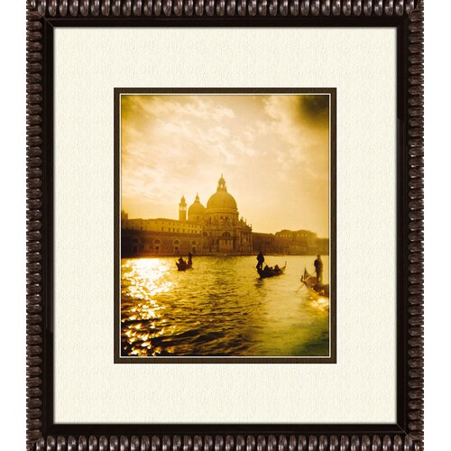 Pro Tour Memorabilia Venezia Sunset A Framed Photographic Print