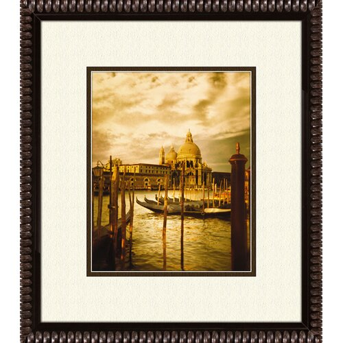 Pro Tour Memorabilia Venezia Sunset B Framed Photographic Print