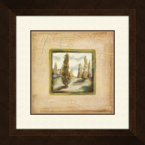 Pro Tour Memorabilia Summer Light A Framed Painting Print