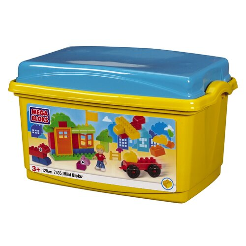 Mega Brands Mini Bloks Tub 120