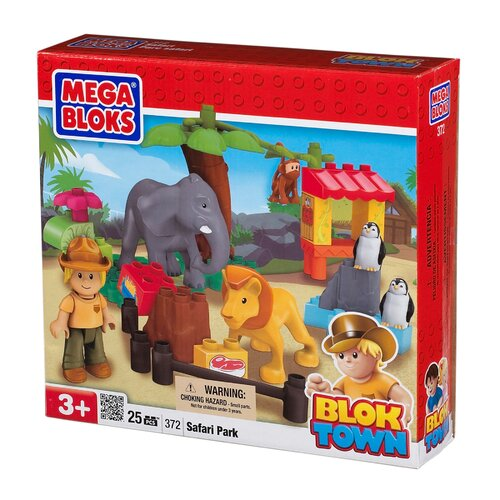 Mega Brands Town Safari Park