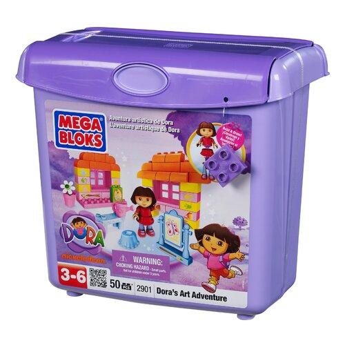 Nickelodeon Dora the Explorer Art Adventure