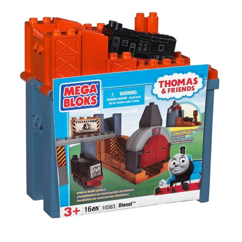 Mega Brands Thomas and Friends Diesel at Diesel Works