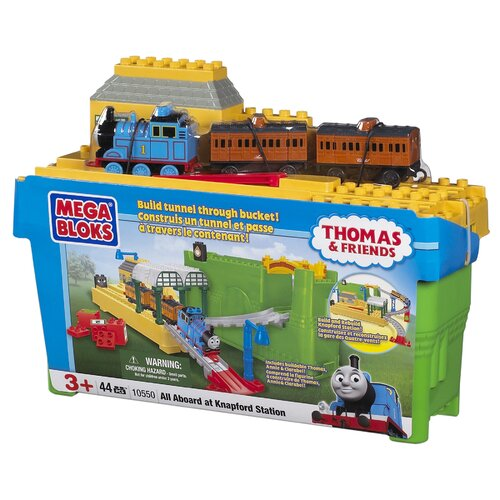 Mega Brands Thomas and Friends All Aboard at Knapford Station