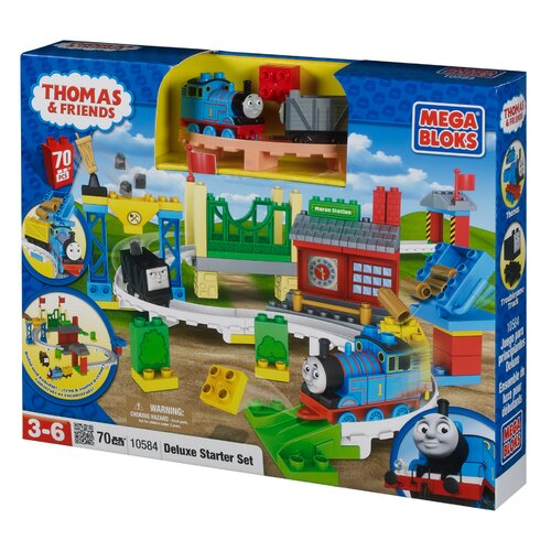 Thomas and Friends - Deluxe Starter Set