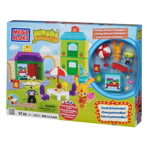 Mega Brands Moshi Monsters - Ooh La Lane
