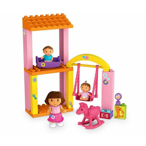 Nickelodeon Dora the Explorer Family Nursery