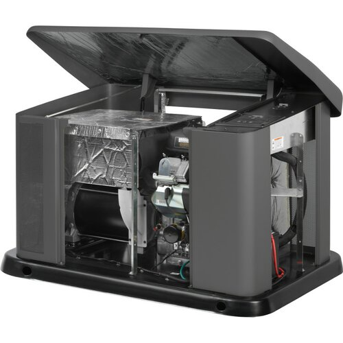 Briggs & Stratton 20 Kw 150 Amp Single Phase 120/240 V Standby Generator with Automatic Transfer Switch in Steel Enclosure