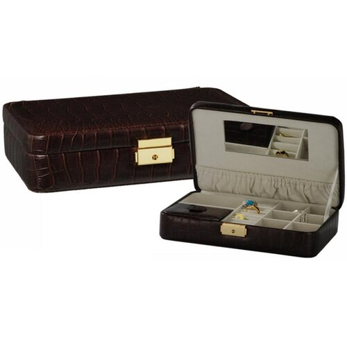 Seya Inc. Croc Travel Jewelry Box
