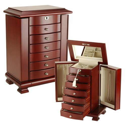 Seya Inc. Jewelry Box