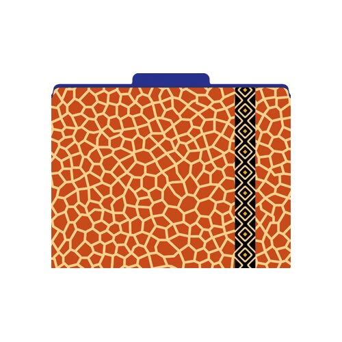 Barker Creek & Lasting Lessons Functional File Folders Giraffe