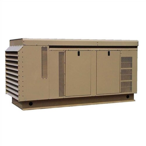 90 Kw Three Phase 277/480 V Natural Gas Propane Standby Generator