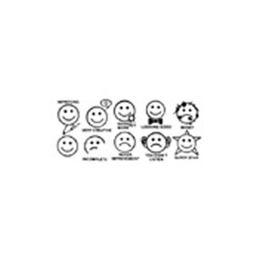 Center Enterprises Inc Stamp Set Smiles