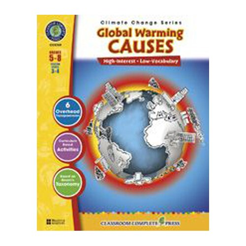 Classroom Complete Press Global Warming Causes