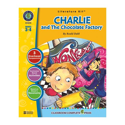 Classroom Complete Press Charlie And The Chocolate Factory