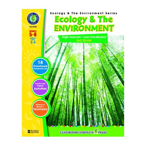 Classroom Complete Press Ecology & The Environment Series