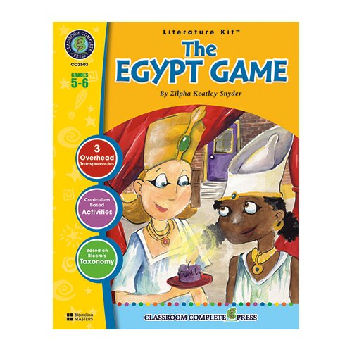 Classroom Complete Press The Egypt Game