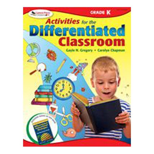 Corwin Press Activities For The Differentiated