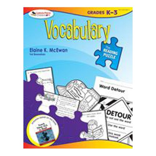 Corwin Press Vocabulary The Reading Puzzle