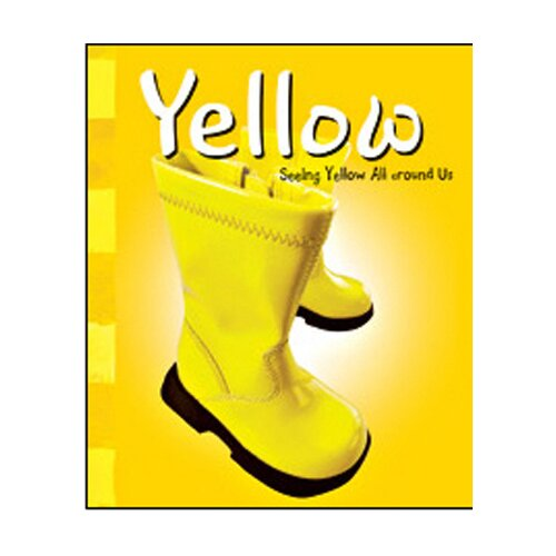 Coughlan Publishing/Capstone Publishing Yellow Color Series