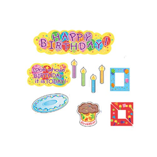 Creative Teaching Press Mini Bb Set Birthdays