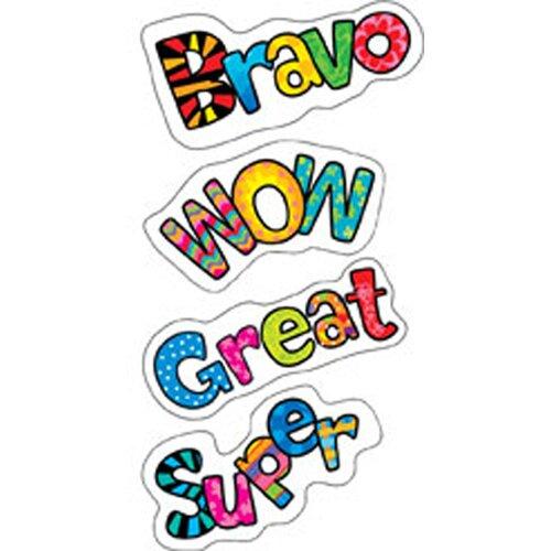 Creative Teaching Press Positive Words Poppin Patterns