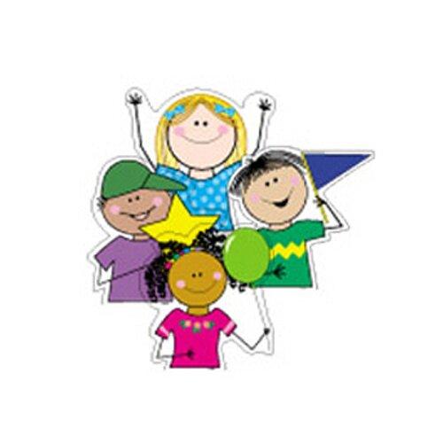 Creative Teaching Press Stick Kids Variety Designer Cut