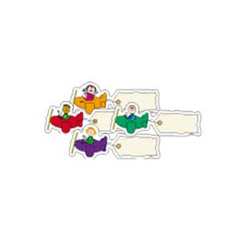 Creative Teaching Press Stick Kid Airplanes Variety