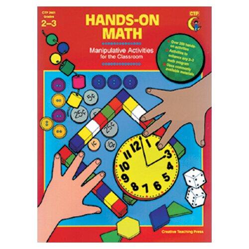 Creative Teaching Press Hands-on Math Gr 2-3