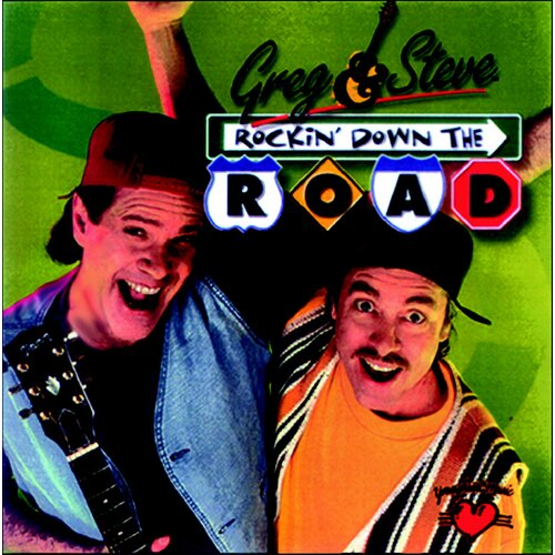 Creative Teaching Press Rockin Down The Road Cd Greg &