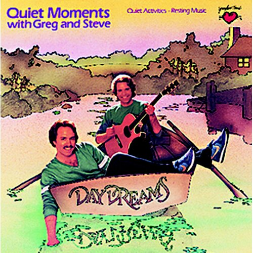 Creative Teaching Press Quiet Moments Cd Greg & Steve