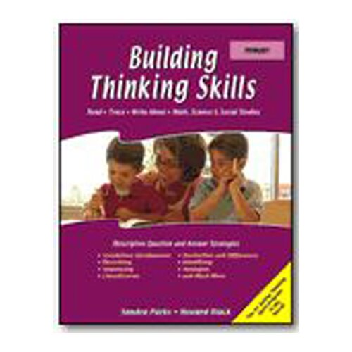 Critical Thinking Press Building Thinking Skills Primary