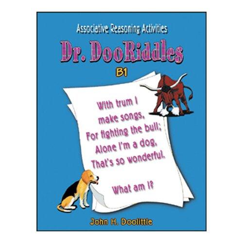 Critical Thinking Press Dr. Dooriddles Book B1 Gr 4-6