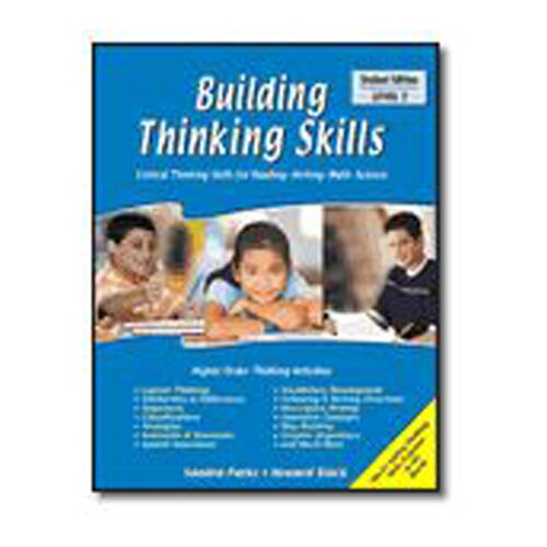 Critical Thinking Press Building Thinking Skills Level 2