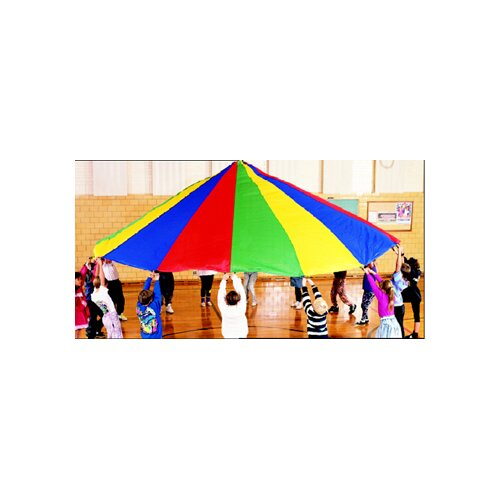 Dick Martin Sports 20' Diameter Parachute with 16 Handles