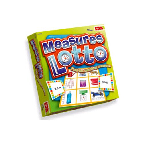 Didax Metric Measures Lotto