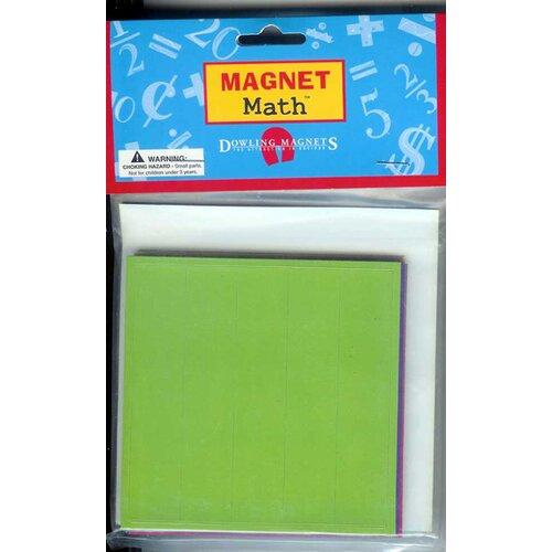 Dowling Magnets Magnet Fraction Squares