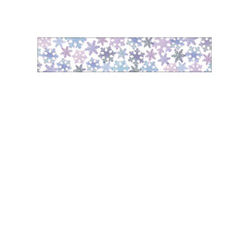 Edupress Snowflakes Photo Border