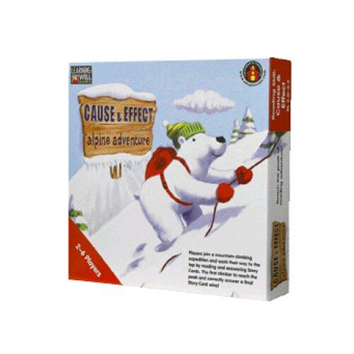 Edupress Cause & Effect Alpine Adventure Red